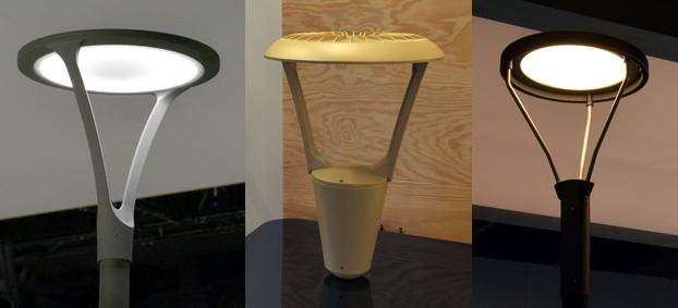 luminaires led decoratifs eclairage public