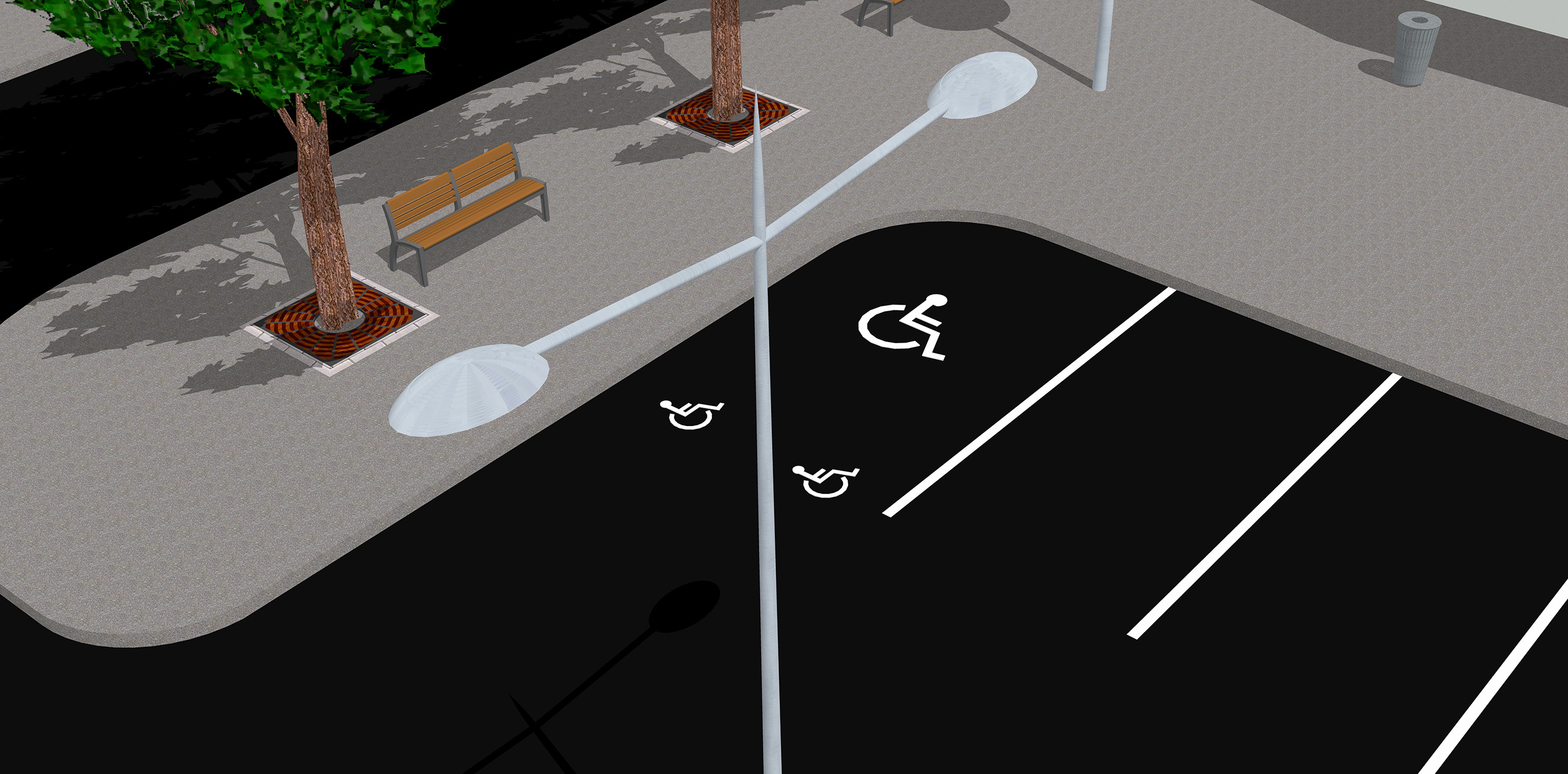 Éclairage extérieur PMR : vous saurez tout ! – Eclairage Public ...
