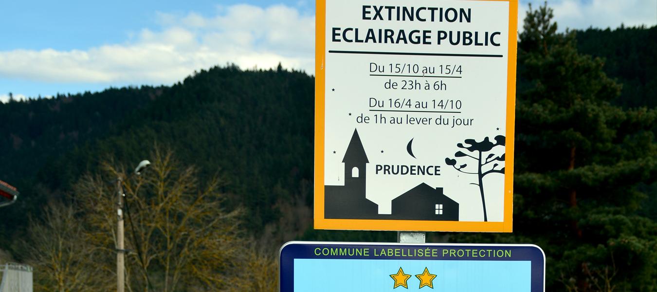 Extinction de l'éclairage public : comment signaler et communiquer ?