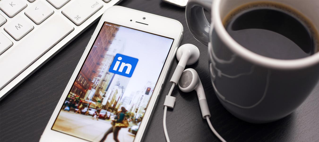 Nouveau sur LinkedIn !